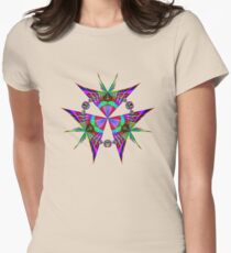 Kites Women's Fitted T-Shirt