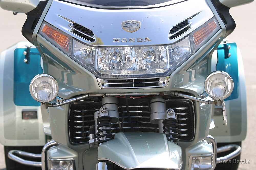 Honda Gold Wing Special Edition by Ross Beedle