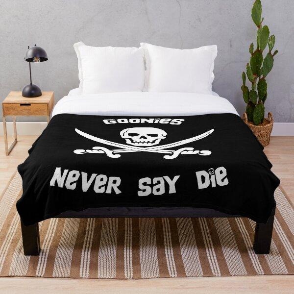 Goonies sagen niemals sterben Fleecedecke