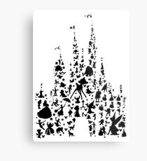 Happiest Castle On Earth Metal Print