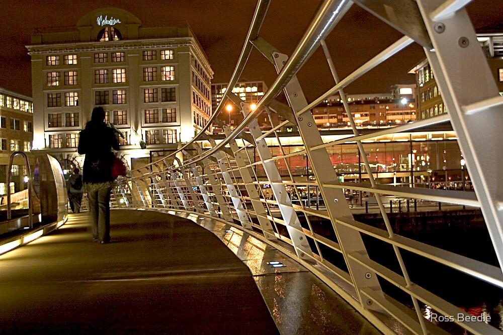Millenium Bridge Newcastle on Tyne by Ross Beedle