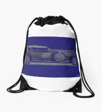 Duesenberg Model SJ Drawstring Bag