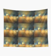 Copper Horizon Wall Tapestry