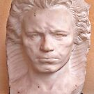 Federici's Head Statue of Beethoven by Jane Neill-Hancock