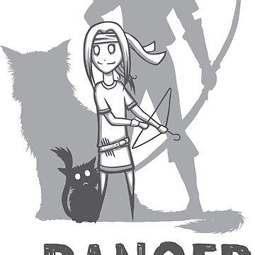AFTER SCHOOL WARRIORS: RANGER DARK EDITION by Iceaegis