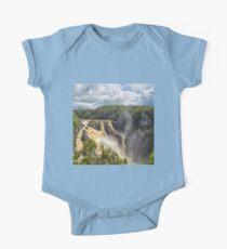 Beautiful Barron Falls at Kuranda Kids Clothes