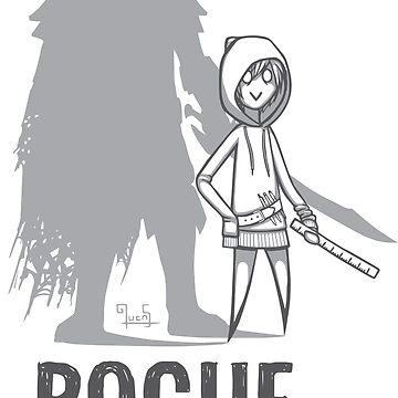 AFTER SCHOOL WARRIORS: ROGUE DARK EDITION by Iceaegis