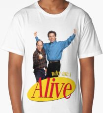seinfeld im seriously depressed send xanax  Long T-Shirt