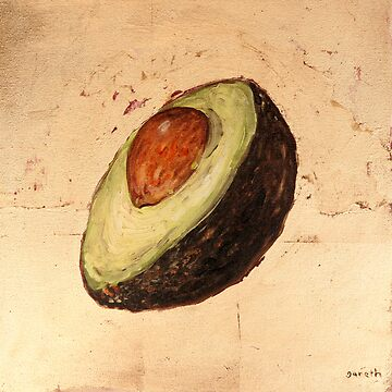 Avacado by GarethColliton