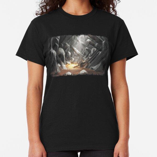 Sacred Tree in a Pool of Etir Classic T-Shirt