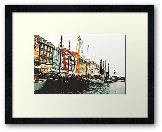 Copenhagen by KathrinLegg