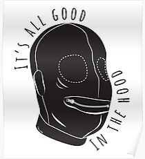 All Good In The Hood Poster