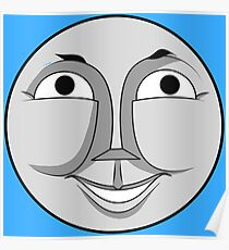 Thomas & Friends - Gordon (happy) Poster