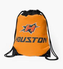 houston astros Drawstring Bag