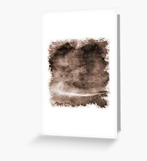 The Atlas of Dreams - Plate 1 Greeting Card