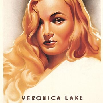 Veronica Lake  by Leafyblues