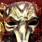 The Masquerade Mask 3 by Paul Webster