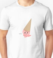 Icecream blues Unisex T-Shirt