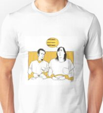 McMurphy and the Chief T-Shirt