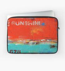 """""""Sunshine"""" Laptop Sleeve"""