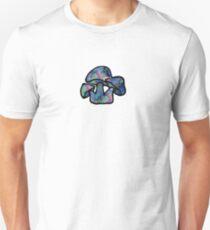 Mushrooms on mushrooms Unisex T-Shirt