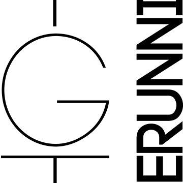 Fundamental YGTee (Black Text) by YGTFreerunning