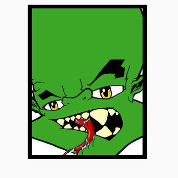 Monster by AWSDesign