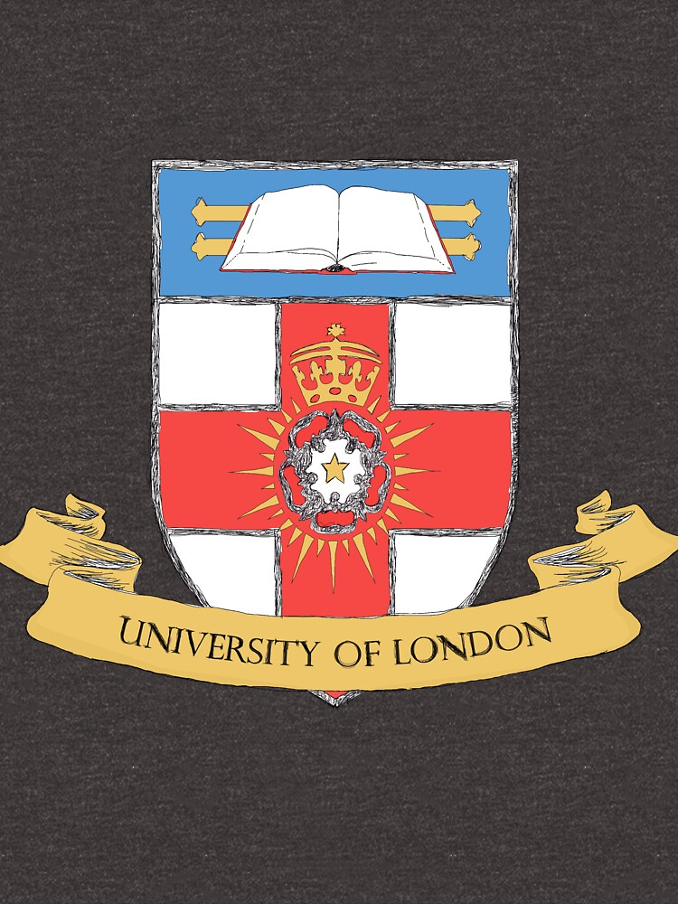 University of London Coat of Arms by axialdesigns