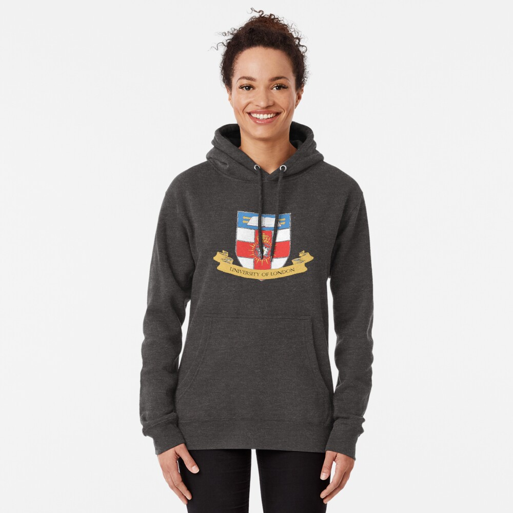 University of London Coat of Arms Pullover Hoodie