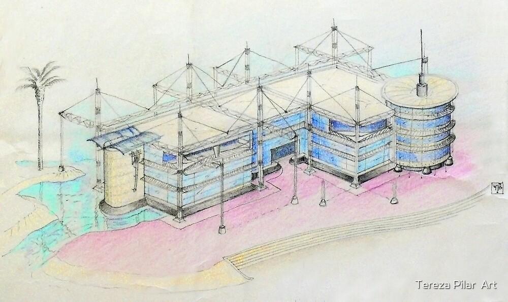 Oeiras Office Park Project by terezadelpilar ~ art & architecture