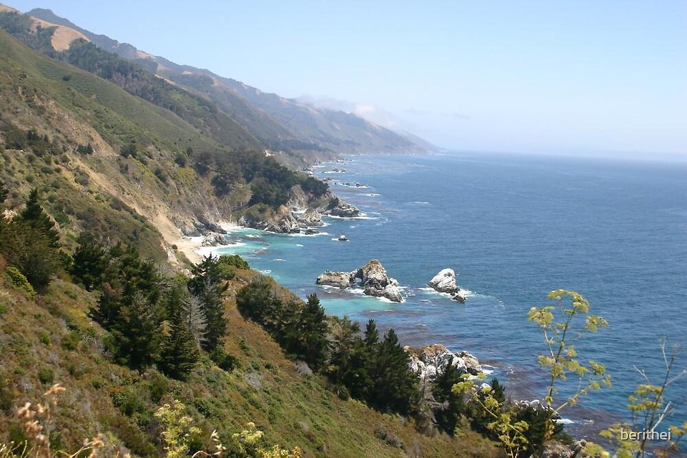 Vestkysten, calefornia by berithei