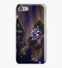 Ten in Space iPhone Case/Skin