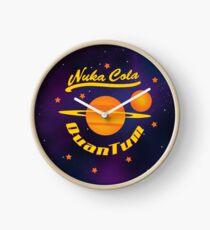 Quantum Galaxy Clock