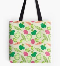 VEGETABLE PARTY! Tote Bag