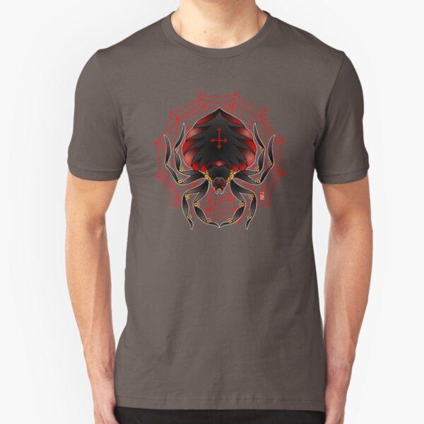Creepy Crawly Slim Fit T-Shirt
