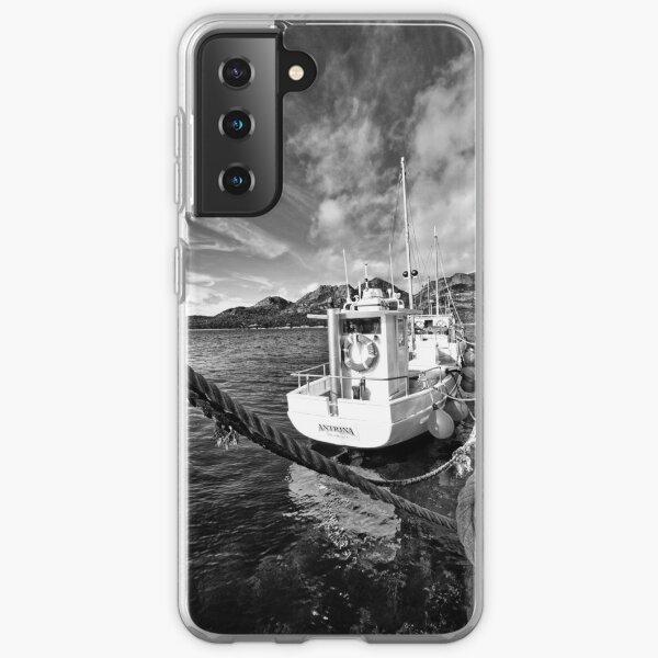 Coles Bay jetty. Samsung Galaxy Soft Case