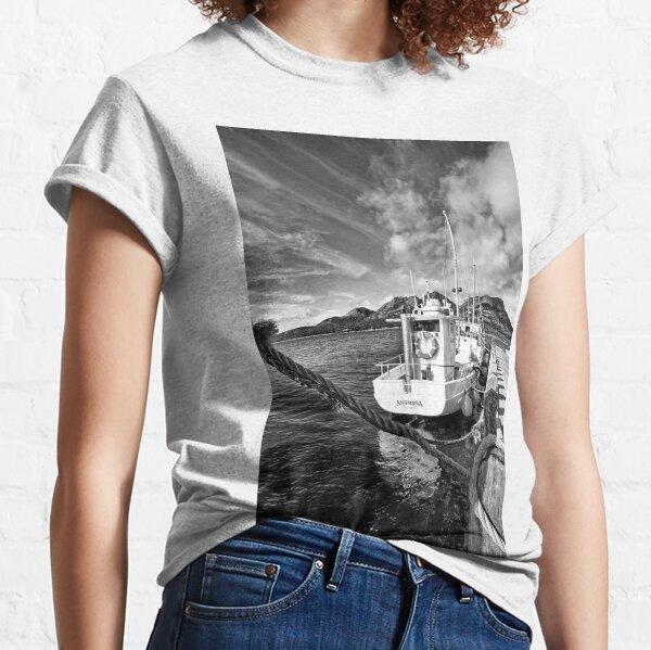Coles Bay jetty. Classic T-Shirt