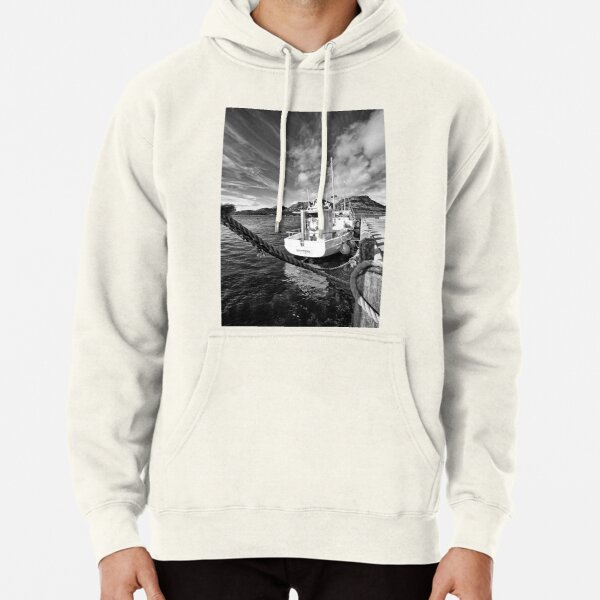 Coles Bay jetty. Pullover Hoodie