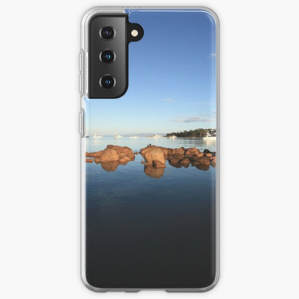 Great Oyster Bay, Coles Bay. Samsung Galaxy Soft Case