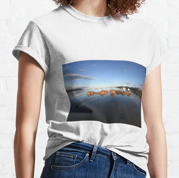 Great Oyster Bay, Coles Bay. Classic T-Shirt