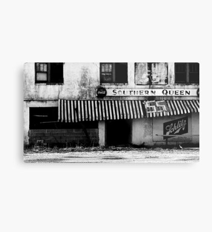 The Southern Queen Roadhouse Metal Print