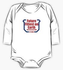 Future Fittest on Earth One Piece - Long Sleeve