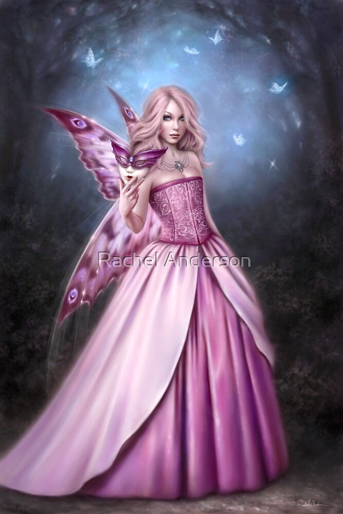 Titania Butterfly Fairy Queen by Rachel Anderson