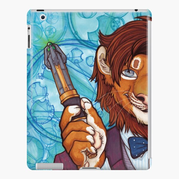 Doctor Mew - 11th Lion iPad Snap Case