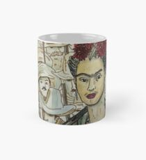 Frida Kahlo Revolution Taza