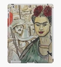 Frida Kahlo Revolution Vinilo o funda para iPad