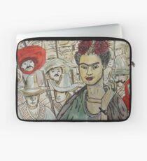 Frida Kahlo Revolution Funda para portátil