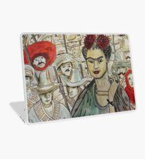 Frida Kahlo Revolution Vinilo para portátil