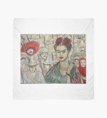 Frida Kahlo Revolution Pañuelo
