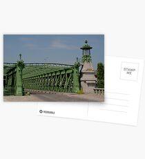 Schemerlbrücke, Vienna Austria Postcards